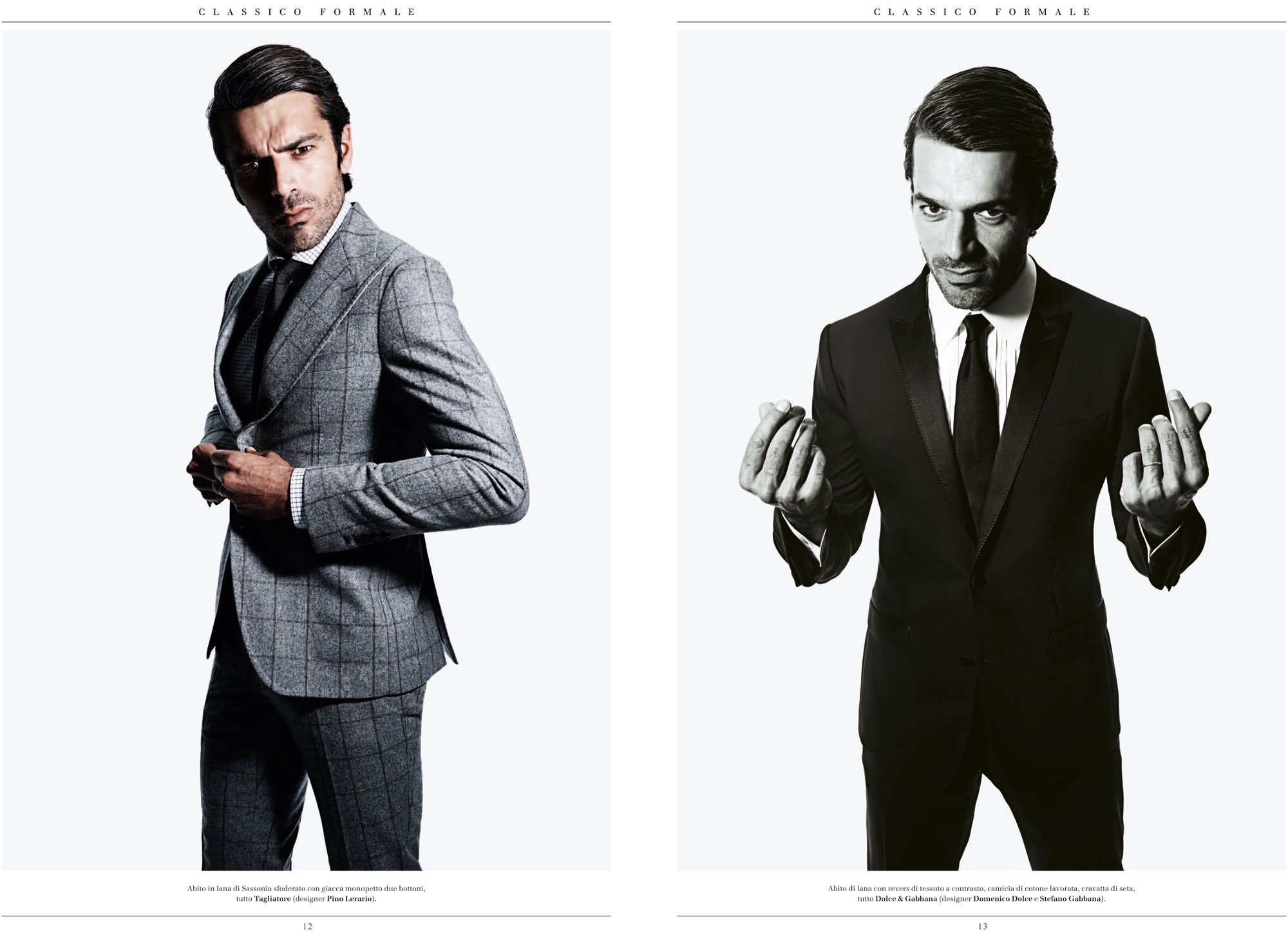 Style Fashion Issue 1 The Men Issue