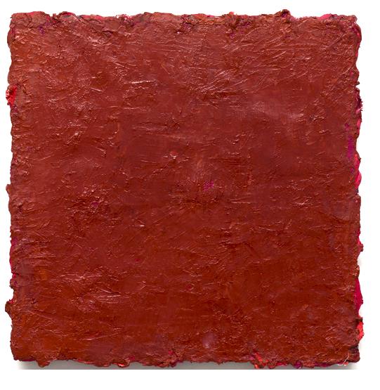 Tiberiy Szilvashi, Untitled (red small #3), 2003