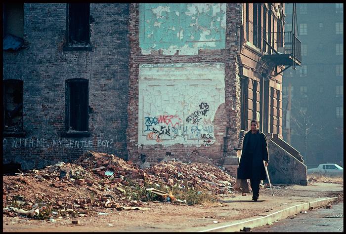 Edo Bertoglio, Basquiat 5th Street. Fotografia. 46 x 38.5 cm