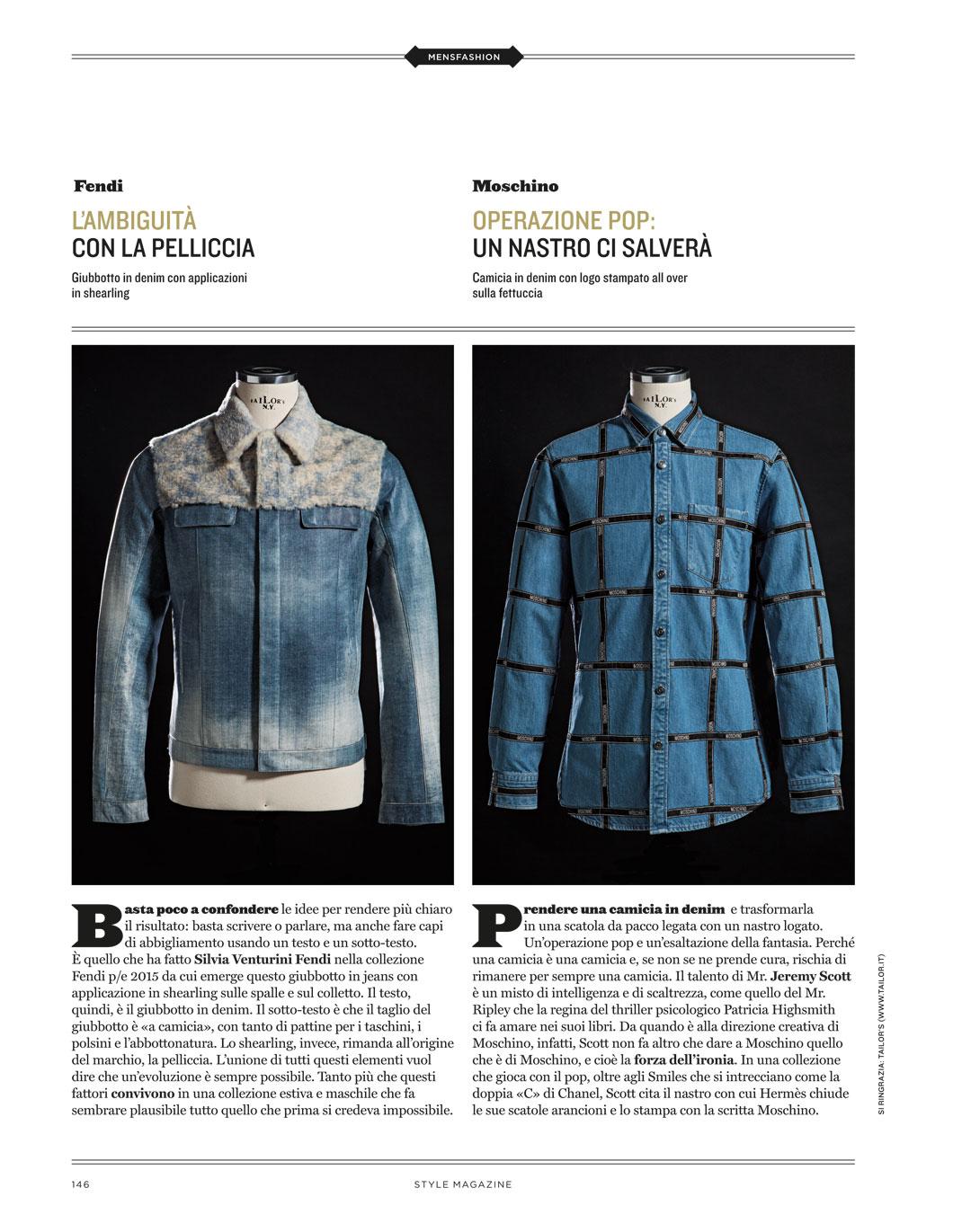 Style Magazine June 2015 Mensfashion Menswear The Men Issue