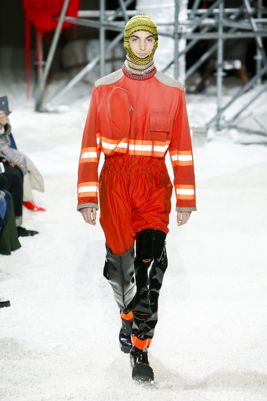 Calvin Klein 205W39NYC, fall-winter 18/19