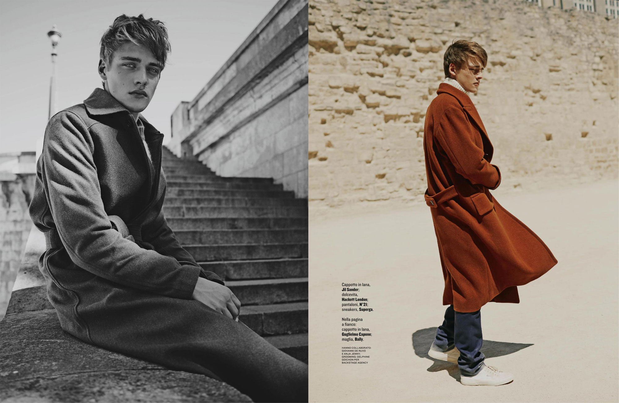 Style magazine october 2015 fashion the men issue Fashion style october 2015