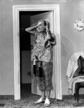 Totò ne L'imperatore di Capri 1949