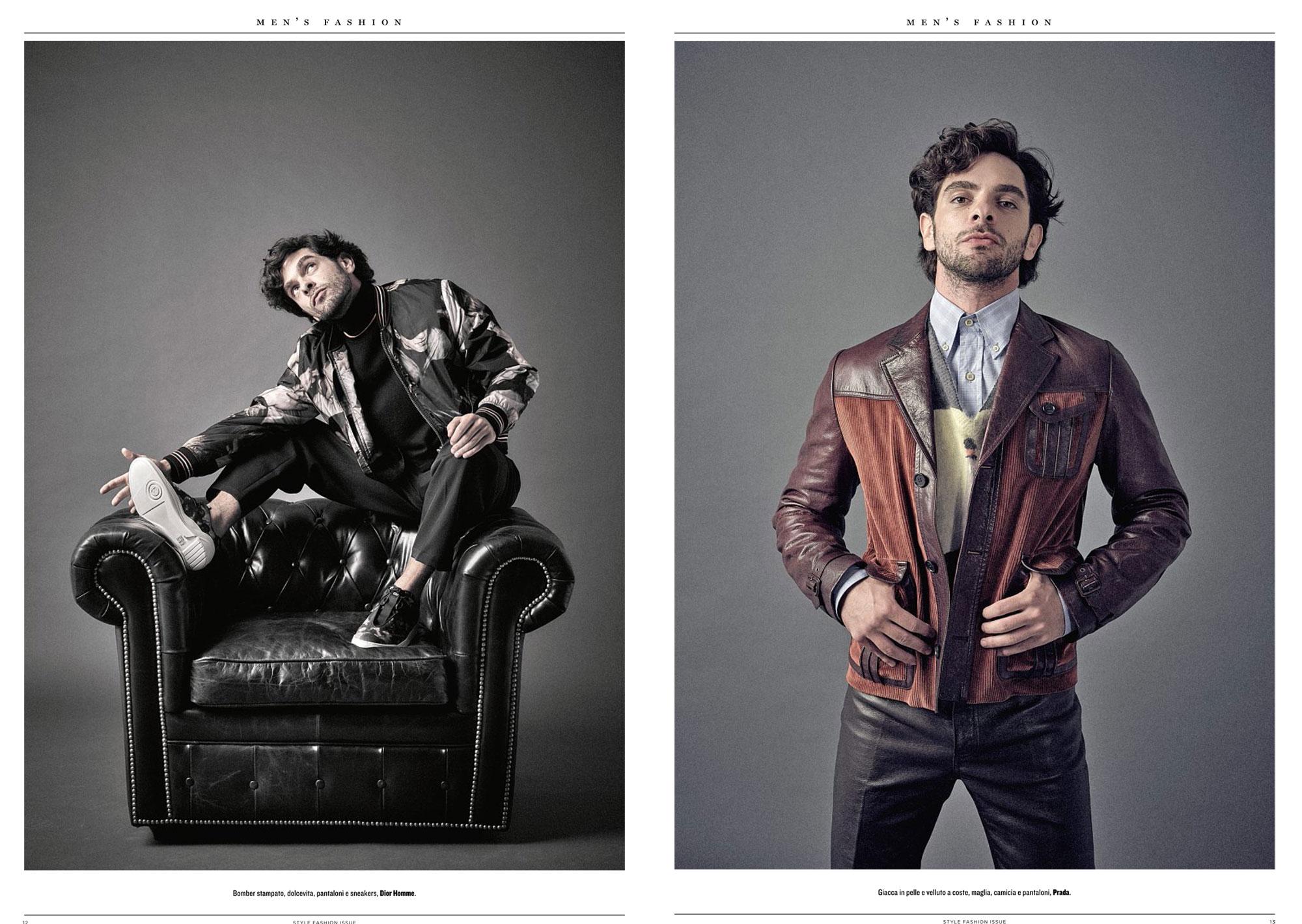 Le tendenze di moda - Giovanni Anzaldo