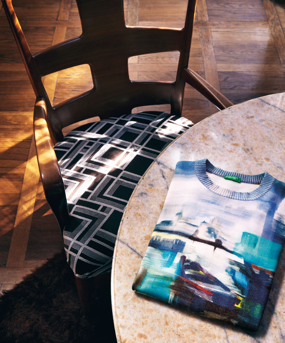 Style: Menswear - Benetton