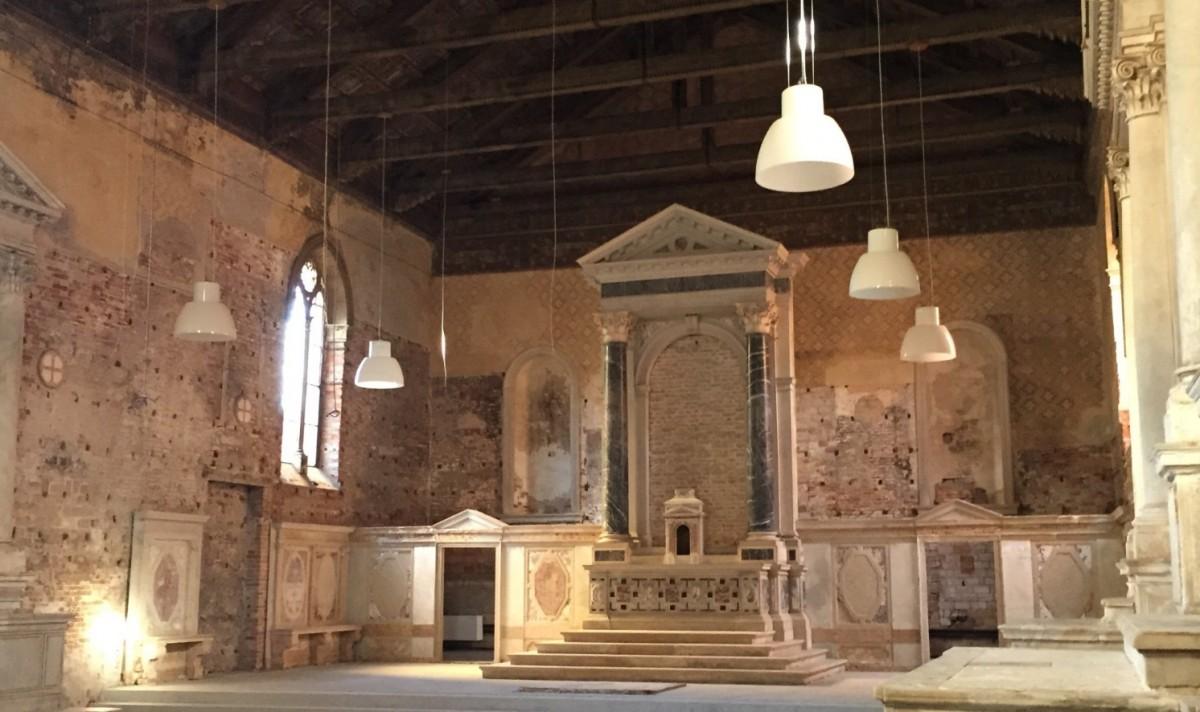 Chiesetta della Misericordia, Campo dell'Abbazia - Venezia