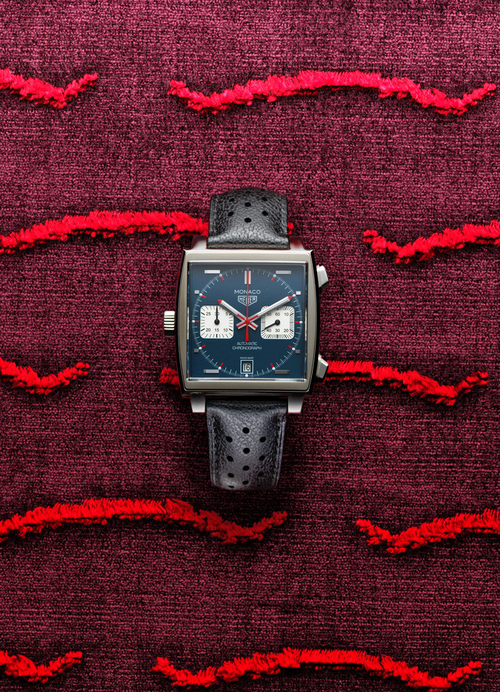 Style: Accessories - Tag Heuer