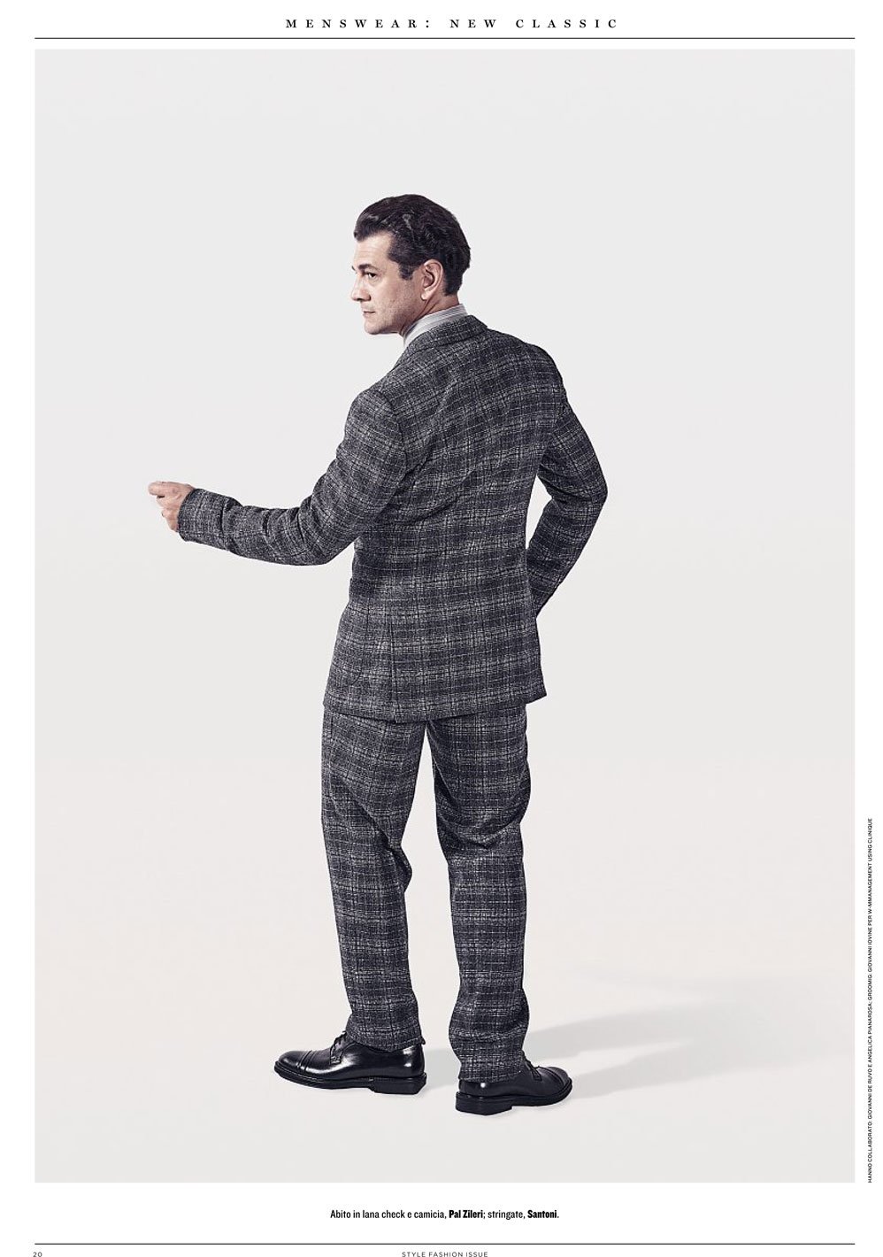Il classico di moda - Vinicio Marchioni